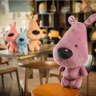 50cm Purple Cute Dog Pet Puppy Plush Toys Kids Soft Pillow Children Doll Stuffed Animal