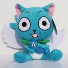 Japanese Anime Cartoon Fairy Tail Happy Plush Toy Plush Doll Figure Toy 30cm