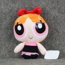 Cartoon The Powerpuff Girls Plush Toy Blossom Bubbles Buttercup The Powerpuff Girls (Pink)
