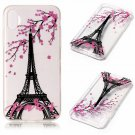 iPhone 8 Case New Arrival Hot Soft TPU Flowers Butterfly Painted Phone Skin Transparent Clear (3)