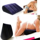 Couple Game Wedge Microfiber Cushion Foam Sexy Pillow Position Aid Ramp Pillows