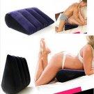 Couple Game Wedge Microfiber Cushion Foam Sexy Pillow Position Aid Ramp Pillows