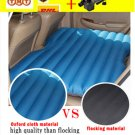 Car Travel Inflatable Mattress Car Inflatable Bed Air Bed Cushion Thickening sex sleep (Blue)