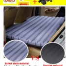 Car Travel Inflatable Mattress Car Inflatable Bed Air Bed Cushion Thickening sex sleep (Gray)