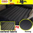 Car Travel Inflatable Mattress Car Inflatable Bed Air Bed Cushion Thickening sex sleep (Black)
