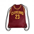 NO.2 Irving Drawstring Backpack 2nd Cleveland Cavaliers Lebron James gym sports bags