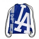 digital printing knitted polyester Los Angeles Dodgers drawstring backpack