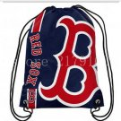 Boston Red Sox backpack bagsin made 110g knitted polyester with Metal Grommets