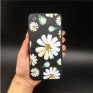 Vintage Rose Flower Daisy Silicone Case for iPhone 6 6s plus 7 Plus Case Soft Silicon