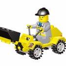 39pcs/set Bulldozer Building Blocks Toy Little Children Educational Puzzle Toys