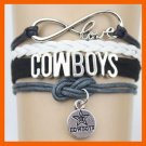DALLAS COWBOY SUPER BOWL DALLAS COWBOYS TEAM BRACELETS