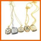 Dallas Cowboy Super Bowl Necklace set(1971/1977/1992/1993/1995) Championship Necklace