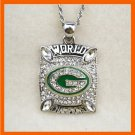 2010 GREEN BAY PACKERS CHAMPIONSHIP NECKLACE FOR PACKERS FANS COLLECTION