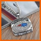 2017 REPLICA NEW ENGLAND PATRIOTS NECKLACE CHAMPIONSHIP NECKLACE FOR FANS