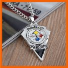 SUPER BOWL REPLICA PITTSBURGH STEELERS CHAMPIONSHIP NECKLACE