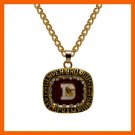 AFC 1987 DENVER BRONCOS AMERICA FOOTBALL CHAMPIONSHIP NECKLACE
