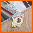 REPLICA NFL RED SKINS NECKLACE CHAMPIONSHIP NECKLACE