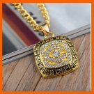 REPLICA NFL CHICAGO BEARS NECKLACE CHAMPIONSHIP NECKLACE FOR FANS