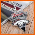 NEW DESIGN DENVER BRONCOS AMERICA FOOTBALL CHAMPIONSHIP NECKLACE