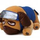 Anime Naruto Kakashi Pakkun Dog Plush Toys Soft Stuffed Animals Toys 40cm