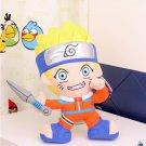 30cm Naruto Plush Toys Uzumaki Naruto & Hatake Kakashi & Gaara & Pakkun Dog Plush Toys