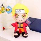 Anime Naruto Uzumaki Naruto Plush Toys Doll Kawaii Uzumaki Naruto Plush Dolls Soft Stuffed Toys