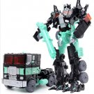 19cm New Arrival Big Classic Transformation Plastic Robot Cars Action Toy (2)