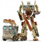 19cm New Arrival Big Classic Transformation Plastic Robot Cars Action Toy (10)
