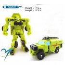 8cm Ratchet New Arrival Mini Classic Transformation Plastic Robot Cars Action Toy