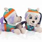 Tatalia Cute Dog Plush Toy Pawed Patrolling Cartoon Dog Plush Doll BOY Toys 20cm (Winter)