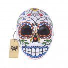 Halloween Party Masks Beautiful Pattern Design Full Face Mask Pure Handmade