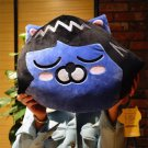 1PC Kakao Friends Pillow Ryan Cocoa Plush Doll Toy Stuffed Toys Ryan Car Cushion Pillow (Neo)