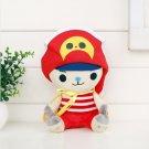 20cm One Piece Chopper Plush Toys Anime Tony Tony Chopper Cosplay Plush Doll Soft Stuffed B