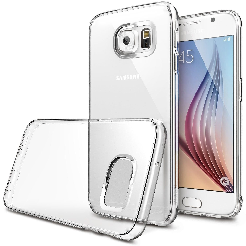 For Samsung Galaxy S7 - Soft Ultra Thin Transparent Slim Case
