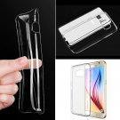 For Samsung Galaxy S7 Edge - Soft Ultra Thin Transparent Slim Case