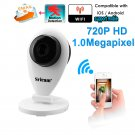 Sricam 720P H.264 Wifi 1.0 Megapixel Wireless ONVIF CCTV Security IP Camera TF Slot