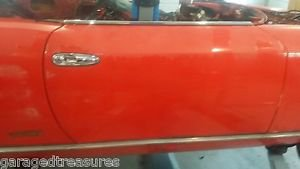 FIAT 124 SPIDER passenger door from 1984