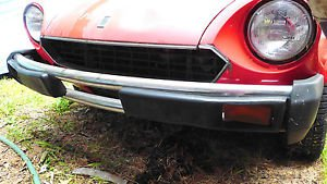 Fiat 124 Spider 1975 - 1985 Front Bumper Assembly.