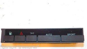 ALFA ROMEO 164  fuel, headlight, Hazard, Auto, Sport control switch panel