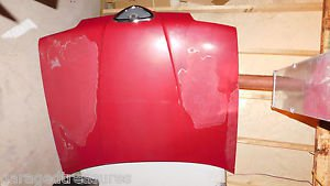 1991 to 1993 ALFA ROMEO 164L HOOD  JUST NEEDS PAINT NO RUST