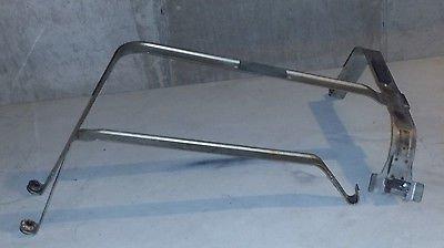 BMW X5 FUEL GAS TANK METAL RETAINER STRAPS 2002 2003 2004 2005 2006