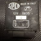 FIAT 124 Spider DOOR OPEN WITH KEY IN THE IGNITION WARNING CHIME SIPEA 0635
