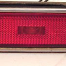 FIAT 124 SPIDER AZZURRA SIDE MARKER LIGHT REAR RED FLAT 78-85