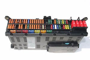 BMW E53 X5 UNDER DASH FUSE BOX OEM P N 61136907395