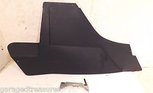 1970 to 1985 ALFA ROMEO SPIDER LEFT PANEL for CENTER CONSOLE OEM Nice!!