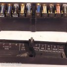 Alfa Romeo Spider 1981 and Older Used Original FUSE BOX