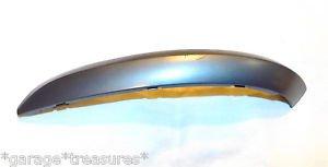 BMW E53 X5 PASSENGER RIGHT REAR DOOR PANEL TITAN SILVER HANDLE CAP 51418262814