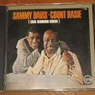 Sammy Davis Count Basie Our Shining Hour CD Album Compact Disc Free Shipping