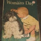 Vtg May 1952 Womans Day Magazine Back Issue Advertising Fashion Home Decor