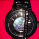 Mother of Pearl Raphael LeonClassic II series watch. Swiss movement.  Retails at 3995.00, 92% off